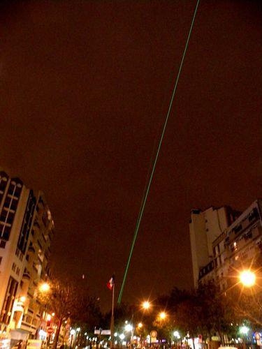 Laser-bas