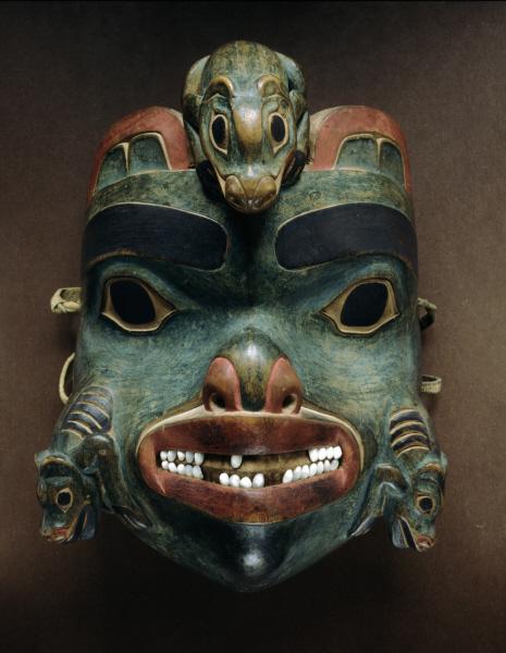 2-masque tlingit