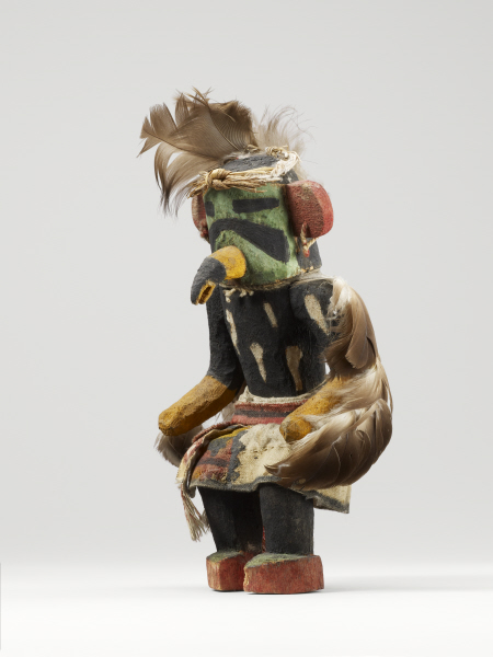 Poupée kachina_Arizona © musée du quai Branly, photo Thierry Ollivier, Michel Urtado