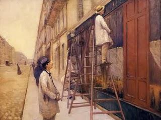 Blog caillebotte peintres